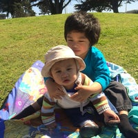 Photo taken at Harding Park Picnic Area by Carlo G. on 4/5/2014