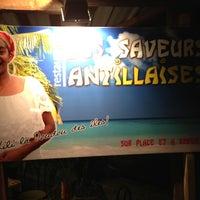 Photo taken at Les Saveurs Antillaises by Regis M. on 7/17/2013
