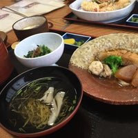 Photo taken at ことぶき京風料理店 by Toribird 4. on 12/30/2017