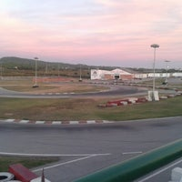 Photo taken at Karting Club Vendrell by Josep Manel I. on 11/2/2013