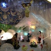 Photo taken at Gereja Santo Stefanus by L3NNY S. on 12/30/2012
