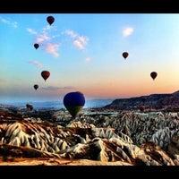 8/18/2013 tarihinde Emek I.ziyaretçi tarafından Göreme Tarihi Milli Parkı'de çekilen fotoğraf