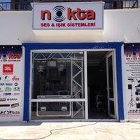 Photo taken at Nokta ses/ışık sistemleri by Mustafa Ç. on 3/29/2014