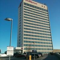 Das Foto wurde bei Mercure Hotel Potsdam City von Stefan F. am 12/28/2012 aufgenommen