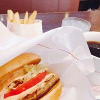 Photo taken at MOS Burger by Yako on 3/31/2016