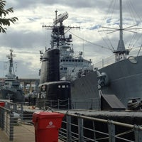 Photo taken at Buffalo & Erie County Naval & Military Park by James W. on 8/6/2013