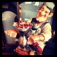 Photo taken at Le Bouchon des Carnivores by Christophe V. on 3/21/2013
