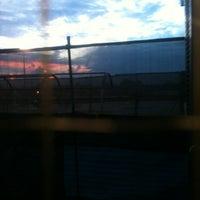 Photo taken at Chevron Hangar by Kaeii W. on 11/27/2012