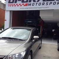Photo taken at Upgrade Motorsport by Şenol Balkan on 6/30/2014