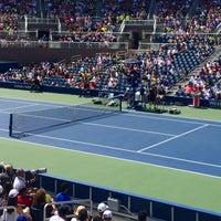 Photo taken at Practice Court 6 / Old Grandstand - USTA Billie Jean King National Tennis Center by Fm D. on 9/2/2016