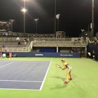 Photo taken at Court 7 - USTA Billie Jean King National Tennis Center by Fm D. on 8/31/2017
