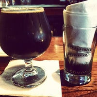 Photo taken at Appalachian Brewing Company by Mario L. on 4/24/2013