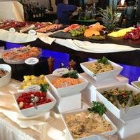 Photo taken at Olivos Restaurant by Mario M. on 8/31/2013