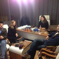 Photo taken at Şahika Yapı by Eren E. on 1/28/2014