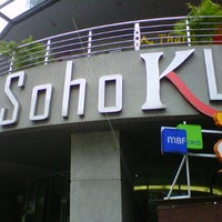 Photo taken at Solaris Mont'Kiara (SohoKL) by Schoffal @ Charles M. on 2/26/2013