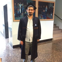 Photo taken at Yeditepe University VCD Department by Fatih Y. on 5/14/2015