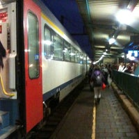 Photo taken at Station Gent-Dampoort by Fundalina J. on 2/4/2013