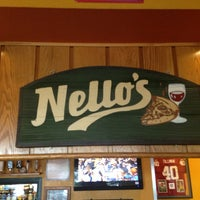 Photo taken at Nello's Pizza by Christopher N. on 7/17/2013