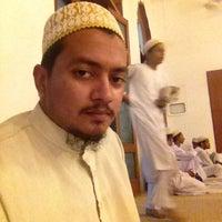 Photo taken at Saleh Masjid by Mustafa P. on 7/17/2013