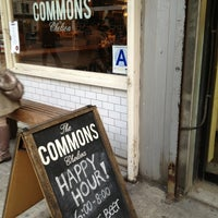 Photo taken at The Commons Chelsea by Rita M. on 3/20/2013