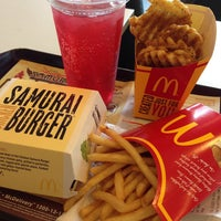 Photo taken at McDonald's by Berry L. on 7/28/2013