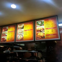 Photo taken at Galito's Bellevue by Zax on 12/19/2012