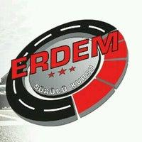 Photo taken at Erdem Sürücü Kursu by Taha on 10/19/2016