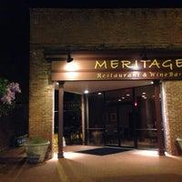 Photo taken at Meritage by Meritage on 7/14/2013