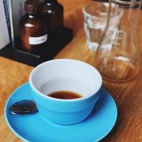 Photo taken at K. LIEBLINGs Café / Coffee Profilers by Adley on 3/7/2018