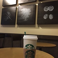 Photo taken at Starbucks Coffee by Adley on 10/3/2016