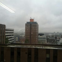 Photo taken at Strathclyde Business School by Anny D. on 9/20/2012