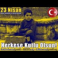 Photo taken at Türkiye Cumhuriyeti by Süleyman K. on 4/23/2014