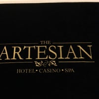 Photo taken at Artesian Hotel and Spa by David Z. on 3/13/2014