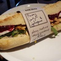 Photo taken at Green Caffè Nero by Alina C. on 7/18/2017