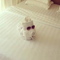Photo taken at Boracay Mandarin Island Hotel by Andrey T. on 8/2/2013