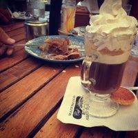 Photo taken at Café Ayen by Carlos C. on 2/18/2013