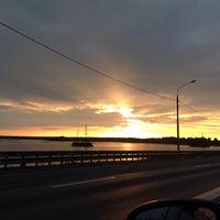 Photo taken at Берег Волги by Ekaterina on 6/20/2014