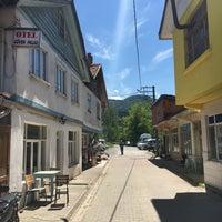 Photo taken at İlyasbey Köyü by Sabahnur K. on 5/20/2017