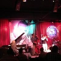 Photo taken at Jazz Showcase by Samuel Savoirfaire Williams on 7/6/2013