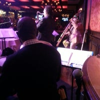 Photo taken at The Dirty Dog Jazz Cafe by Denzel D. on 11/6/2014