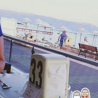 Photo taken at Marmara Restaurant by Elif A. on 7/17/2016