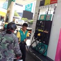 Photo taken at Petronas by Shohgo K. on 5/12/2014