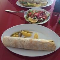Photo taken at mersin tantuni by Burak T. on 11/5/2014