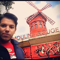 Photo taken at Le Moulin Rouge - Thury Sous Clermont by Jonathan M. on 9/2/2014