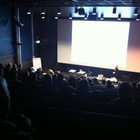Photo taken at Helsinki Vocational College - Audiovisual Communications by Jaana V. on 2/1/2013