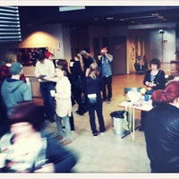 Photo taken at Helsinki Vocational College - Audiovisual Communications by Jaana V. on 5/3/2013