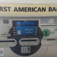 Photo taken at First American Bank by Michael S. on 7/23/2013