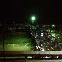 Photo taken at 61st Street Fishing Pier by Brian M. on 9/29/2013