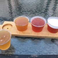 Photo taken at 30 Mile Brewing Co. by Liz S. on 6/22/2017