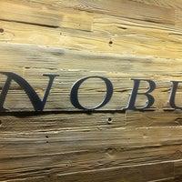 Photo taken at Nobu Malibu by Matt H. on 11/11/2012